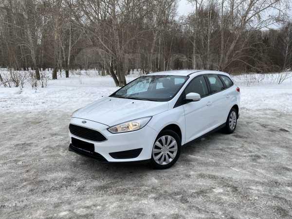 Ford Focus, 2017 год, 570 000 руб.