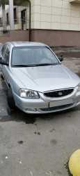 Hyundai Accent, 2007 год, 165 000 руб.