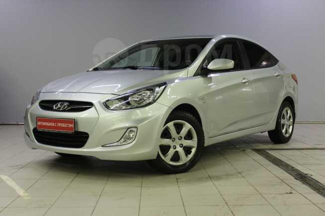 Hyundai Solaris, 2011 год, 439 000 руб.