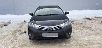 Ухта Corolla 2013