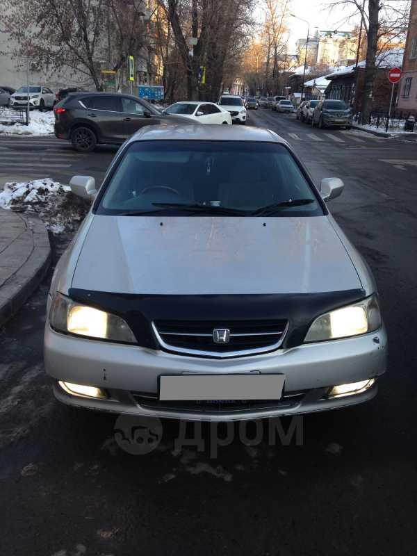 Honda Inspire, 1998 год, 195 000 руб.