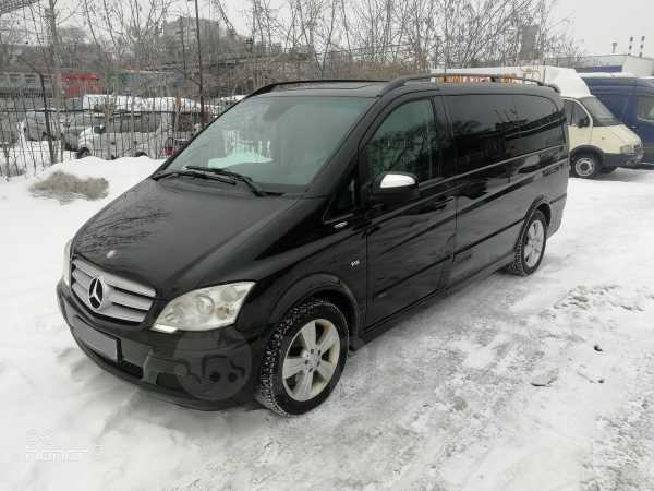 Mercedes-Benz Viano, 2011 год, 1 600 000 руб.
