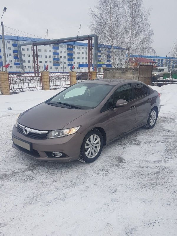 Honda Civic, 2012 год, 680 000 руб.