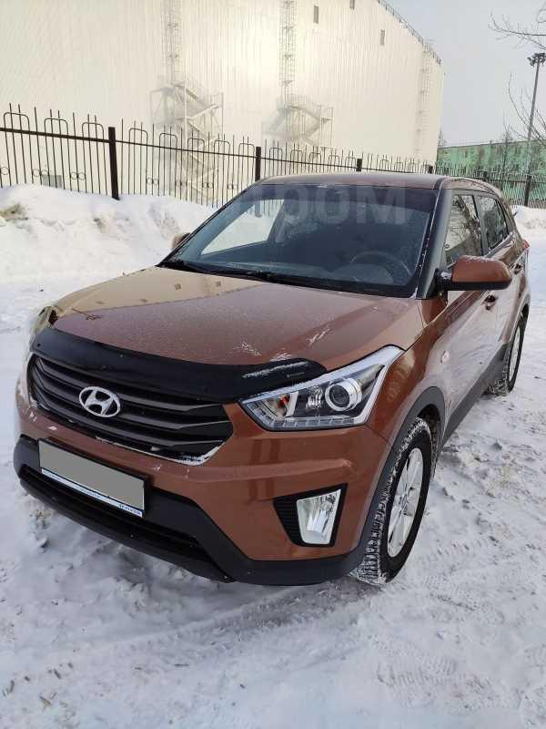 Hyundai Creta, 2018 год, 990 000 руб.