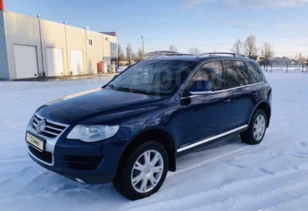 Volkswagen Touareg, 2008 год, 729 000 руб.