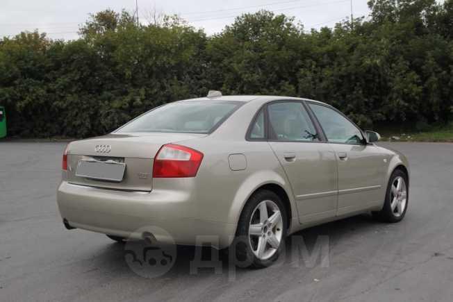 Audi A4, 2004 год, 450 000 руб.