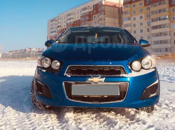 Chevrolet Aveo, 2014 год, 385 000 руб.