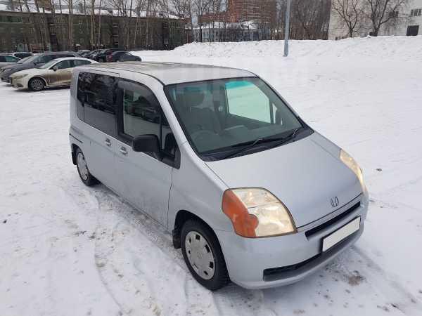 Honda Mobilio, 2002 год, 179 000 руб.