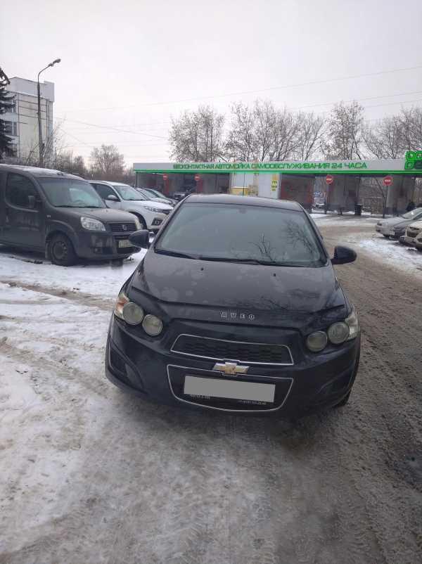 Chevrolet Aveo, 2012 год, 245 000 руб.