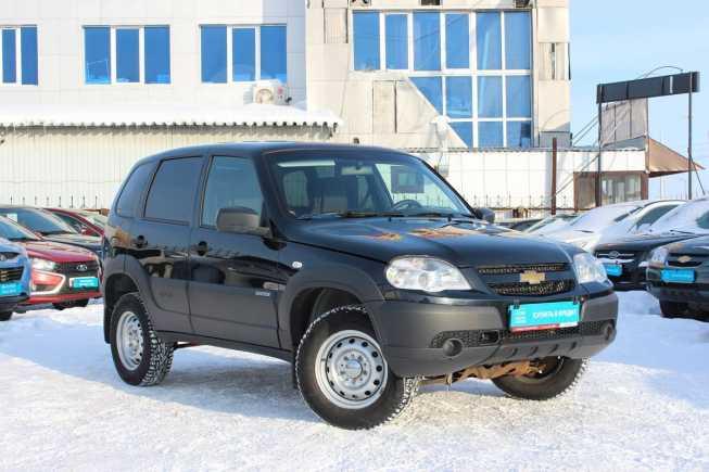 Chevrolet Niva, 2018 год, 559 000 руб.