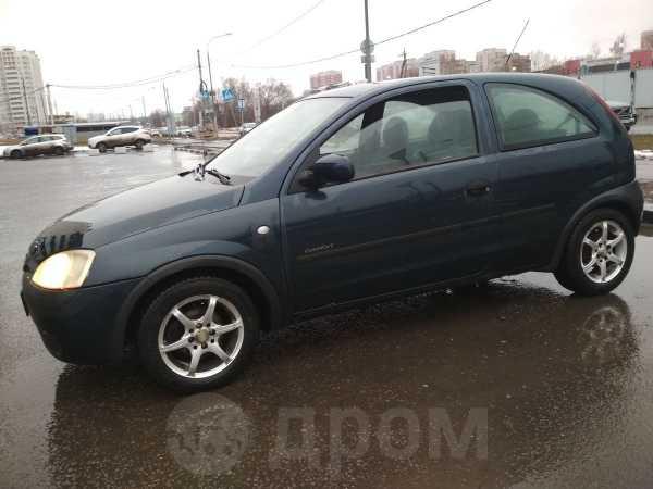 Opel Corsa, 2001 год, 105 000 руб.