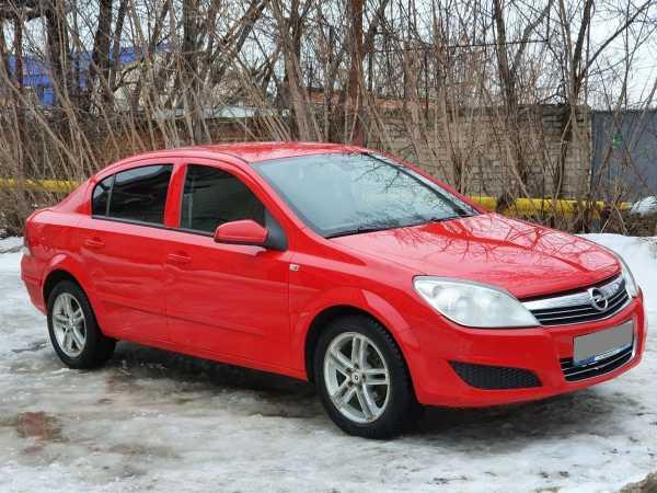 Opel Astra, 2009 год, 279 000 руб.