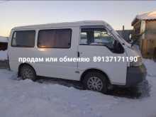 Усть-Тарка Vanette 2001
