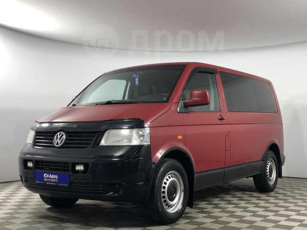 Volkswagen Transporter, 2007 год, 527 800 руб.