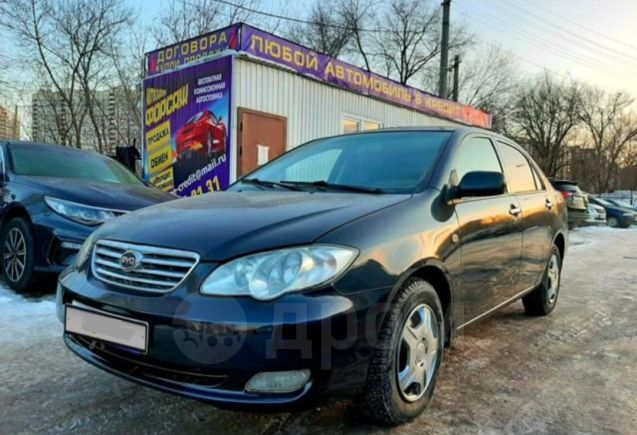 BYD F3, 2011 год, 183 000 руб.