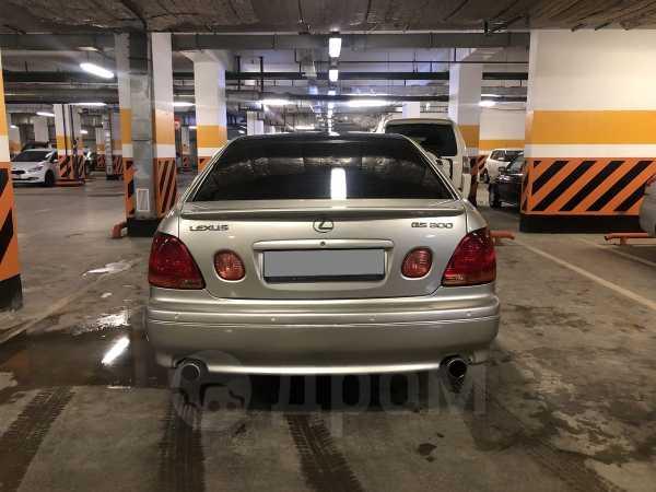 Lexus GS300, 1999 год, 365 000 руб.