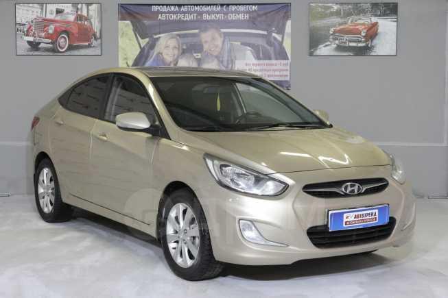 Hyundai Solaris, 2012 год, 429 000 руб.