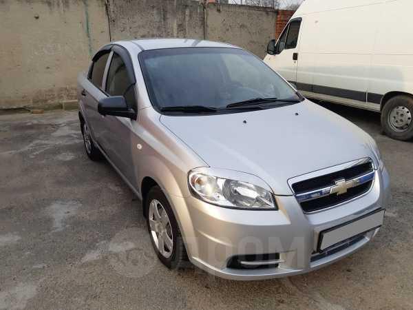 Chevrolet Aveo, 2008 год, 285 000 руб.