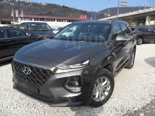 Hyundai Santa Fe, 2019 год, 2 799 000 руб.