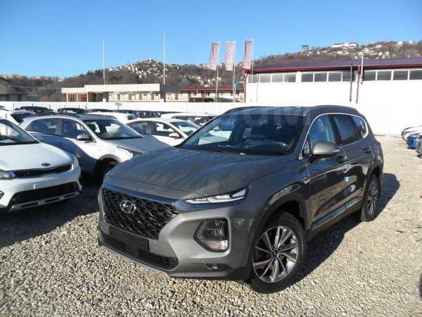 Hyundai Santa Fe, 2019 год, 2 794 000 руб.