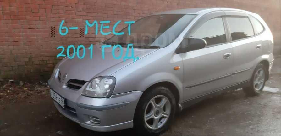 Nissan Tino, 2001 год, 187 000 руб.