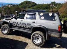 Сочи Hilux Surf 1992