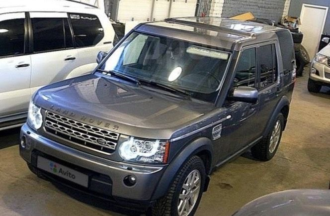 Land Rover Discovery, 2010 год, 800 000 руб.