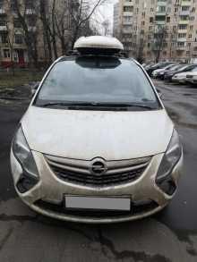 Москва Zafira 2014