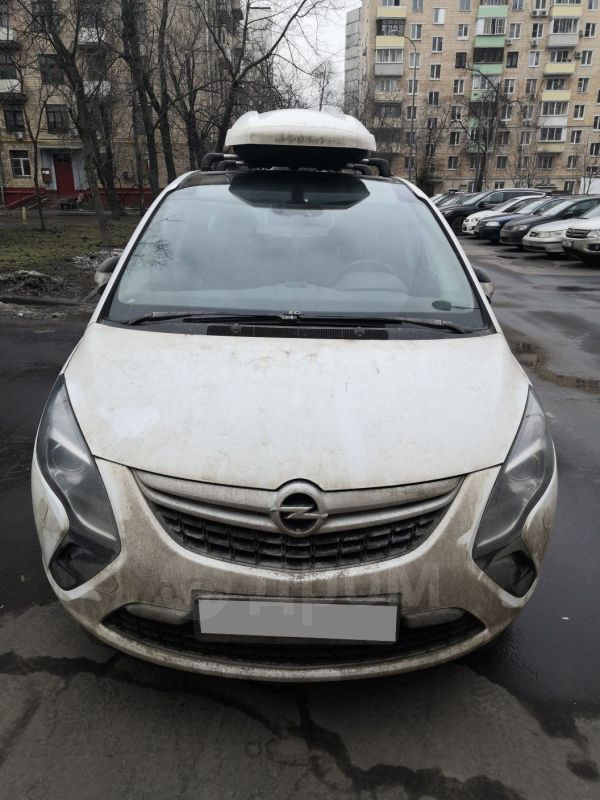 Opel Zafira, 2014 год, 777 000 руб.