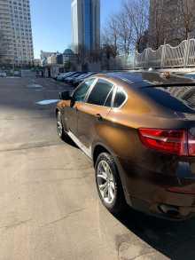 Москва X6 2012
