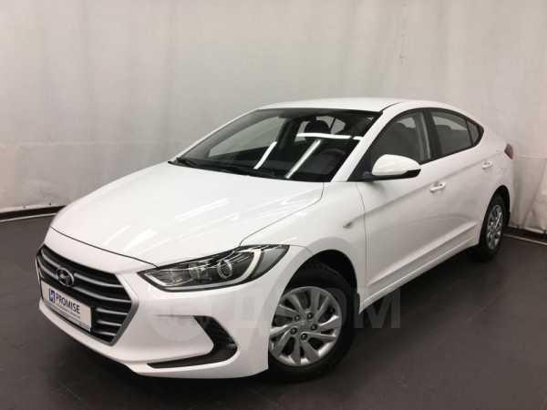 Hyundai Elantra, 2018 год, 959 000 руб.