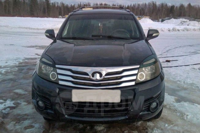 Great Wall Hover H3, 2012 год, 545 000 руб.