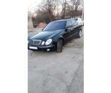 Троицкая E-Class 2002
