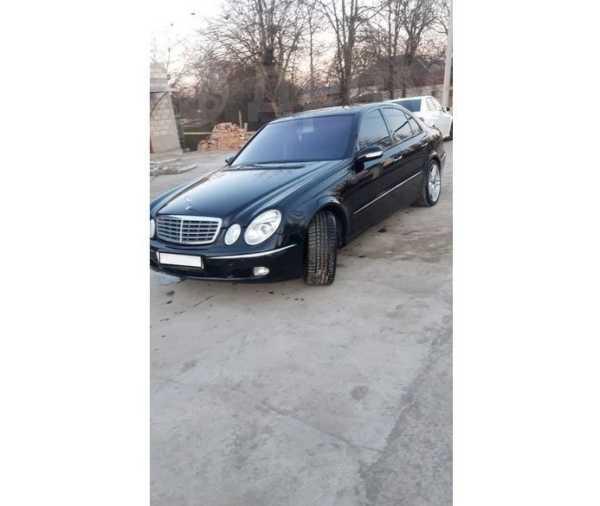 Mercedes-Benz E-Class, 2002 год, 600 000 руб.