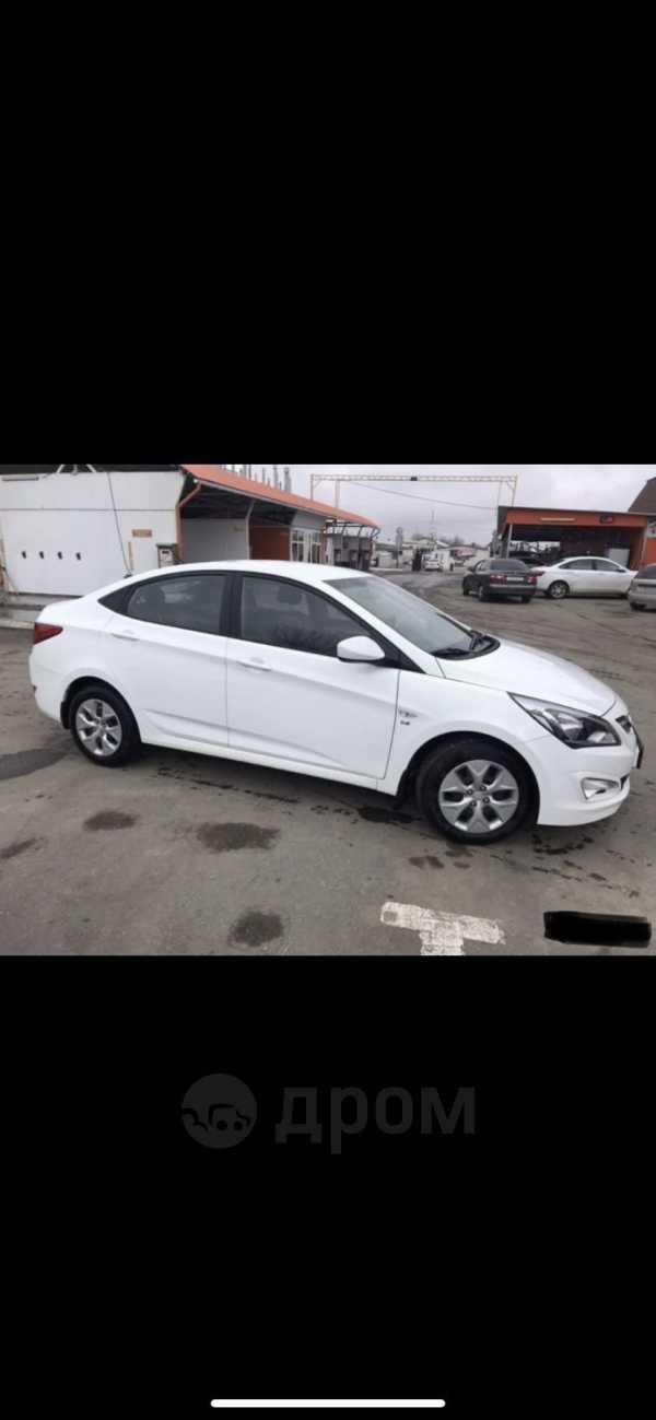 Hyundai Solaris, 2016 год, 619 000 руб.