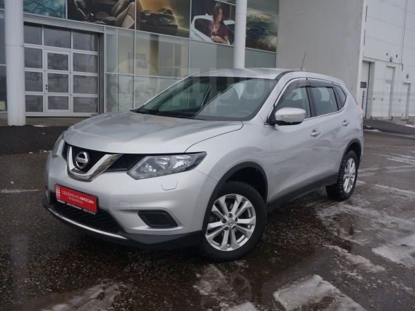 Nissan X-Trail, 2016 год, 1 090 000 руб.