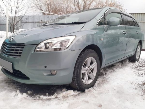 Toyota Mark X Zio, 2007 год, 670 000 руб.