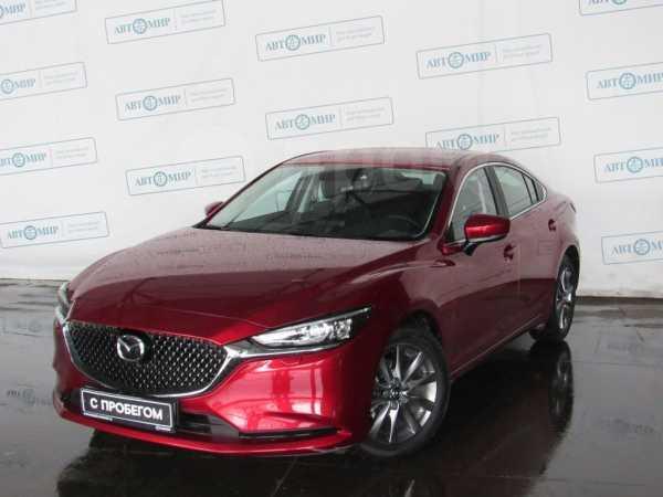Mazda Mazda6, 2019 год, 1 450 000 руб.