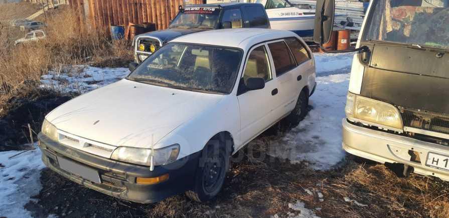 Toyota Sprinter, 1998 год, 128 000 руб.