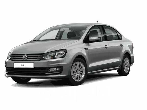 Volkswagen Polo, 2019 год, 1 002 200 руб.