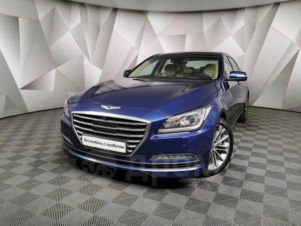 Hyundai Genesis, 2015 год, 1 181 250 руб.