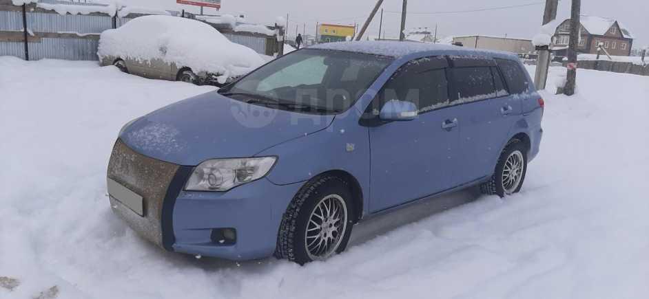 Toyota Corolla Fielder, 2008 год, 380 000 руб.