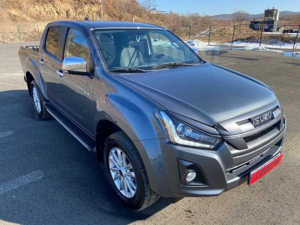 Isuzu D-MAX, 2019 год, 2 299 000 руб.