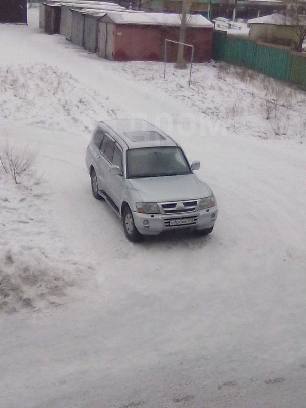 Mitsubishi Pajero, 2004 год, 670 000 руб.