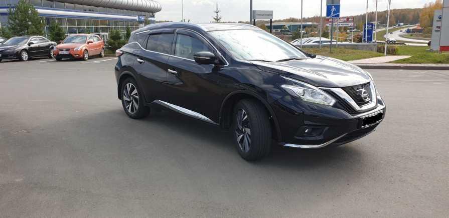 Nissan Murano, 2017 год, 1 940 000 руб.