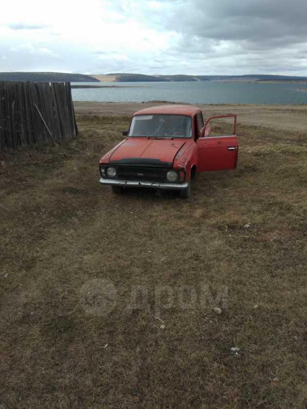 Москвич 412, 1981 год, 15 000 руб.