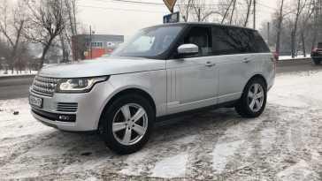 Красноярск Range Rover 2017