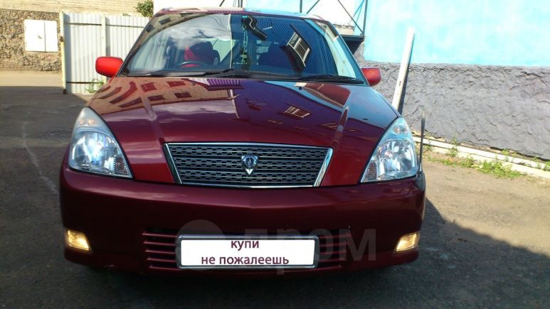 Toyota Opa, 2002 год, 380 000 руб.