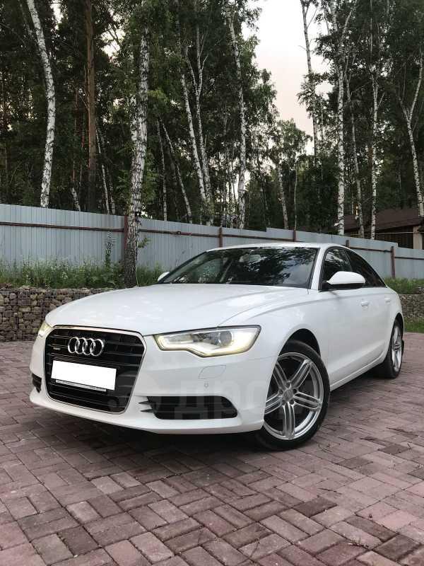 Audi A6, 2011 год, 1 140 000 руб.