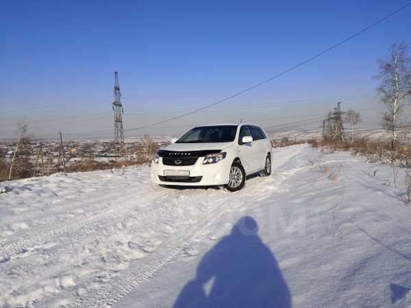 Toyota Corolla Fielder, 2009 год, 585 000 руб.